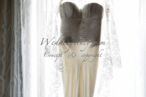 wedding details the dress