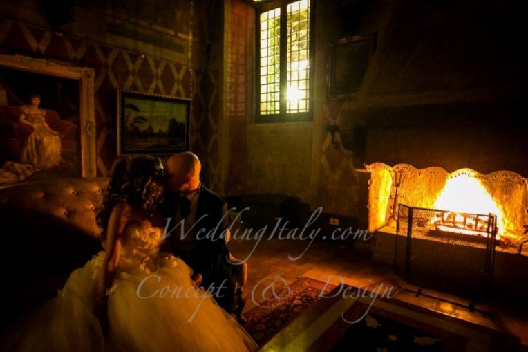 castle wedding rome italy_075