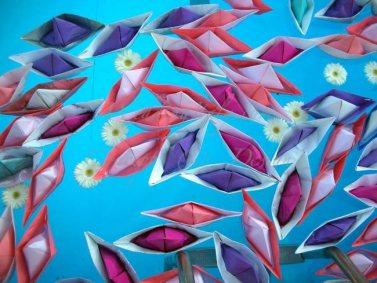 paper boats weddingitaly.com