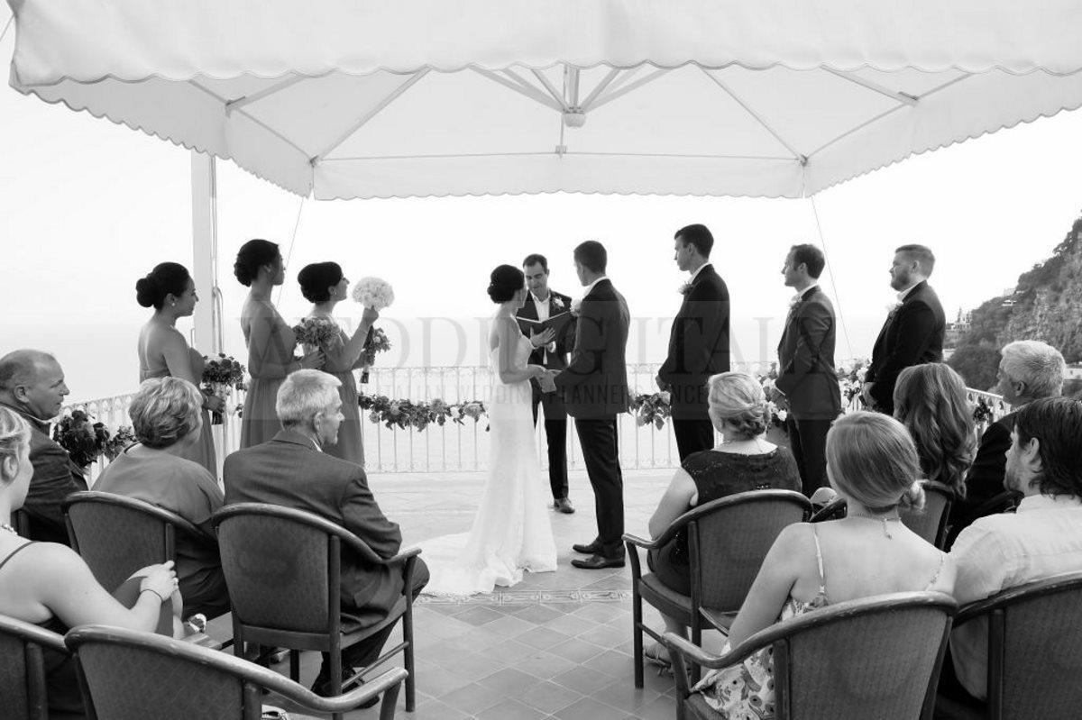 Positano Wedding 23