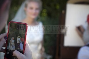 Lovely catholic wedding in Florence (57)