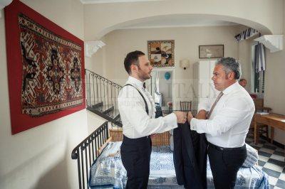 Splendid Italian Riviera wedding (2)