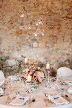 Romantic international wedding at Villa Gallici Deciani